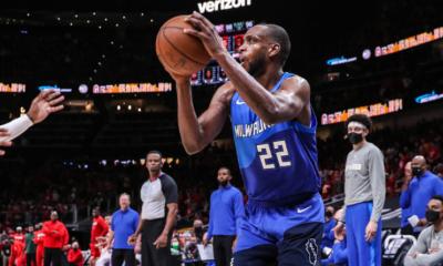 NBA Playoffs - Les Hawks craquent face aux Bucks d'un Middleton impérial