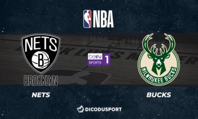 NBA - Playoffs notre pronostic pour Brooklyn Nets - Milwaukee Bucks (Game 1)