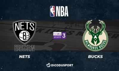 NBA - Playoffs notre pronostic pour Brooklyn Nets - Milwaukee Bucks (Game 5)