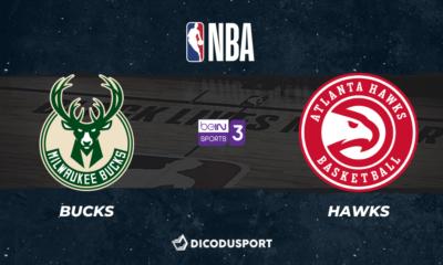 NBA - Playoffs notre pronostic pour Milwaukee Bucks - Atlanta Hawks (Game 1)