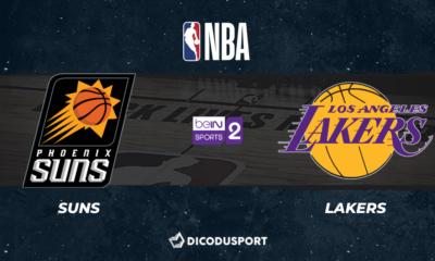 NBA - Playoffs notre pronostic pour Phoenix Suns - Los Angeles Lakers (Game 5)