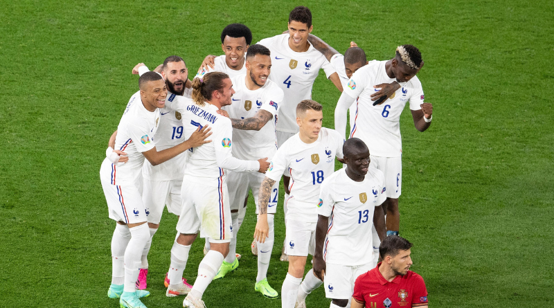 Portugal - France : les notes des Bleus