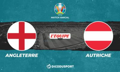 Pronostic Angleterre - Autriche, match amical