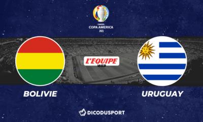 Pronostic Bolivie - Uruguay, Copa América 2021