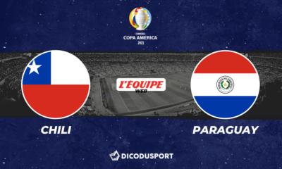 Pronostic Chili - Paraguay, Copa América 2021