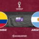 Pronostic Colombie - Argentine, qualifications Coupe du monde