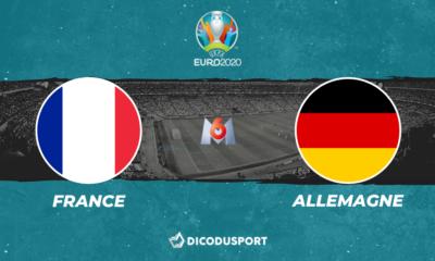 Pronostic France - Allemagne, Euro 2020