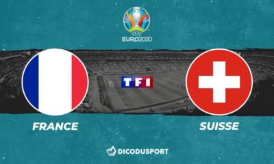 Pronostic France - Suisse, Euro 2020