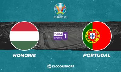 Pronostic Hongrie - Portugal, Euro 2020