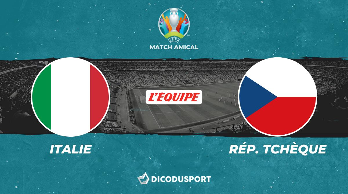 Pronostic Italie - République Tchèque, match amical