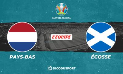 Pronostic Pays-Bas - Écosse, match amical