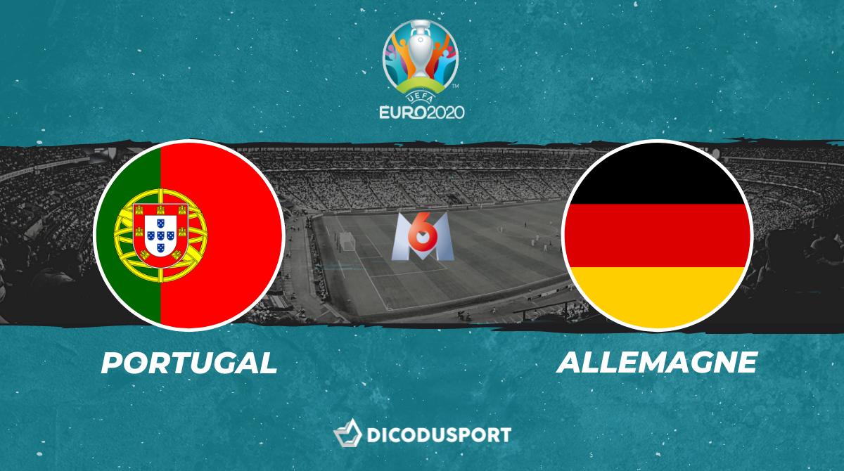 Pronostic Portugal - Allemagne, Euro 2020