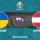 Pronostic Ukraine - Autriche, Euro 2020