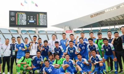 Qualifications Mondial 2022 - La Mongolie s'offre son plus bel exploit face à un Kirghizistan sans gardien