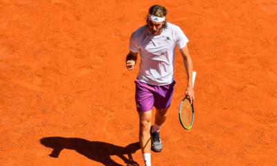 Roland-Garros - Au bout d'un interminable combat face à Zverev, Stéfanos Tsitsipas file en finale