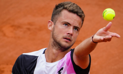 Roland-Garros - Enzo Couacaud résiste mais doit s'incliner contre Carreno-Busta