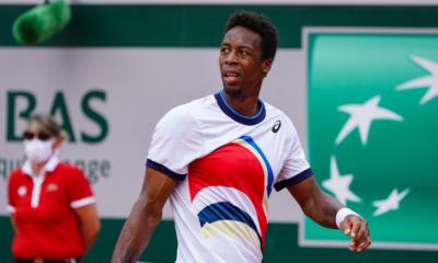 Roland-Garros : Gaël Monfils tombe de haut face à Mikael Ymer