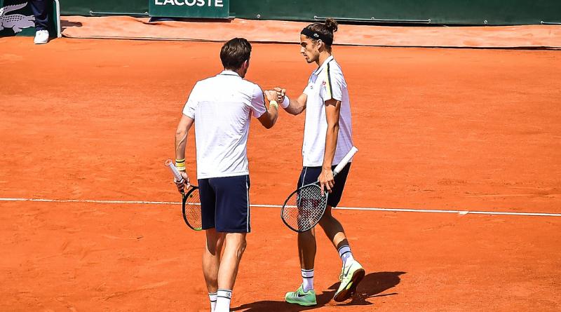 Roland-Garros : Pierre-Hugues Herbert et Nicolas Mahut se qualifient pour le dernier carré