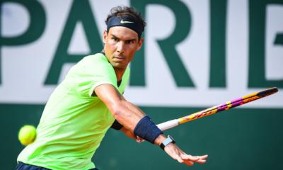 Roland-Garros : Rafael Nadal s'impose en trois sets contre Jannik Sinner