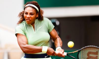 Roland-Garros : Serena Williams élimine Danielle Collins au troisième tour