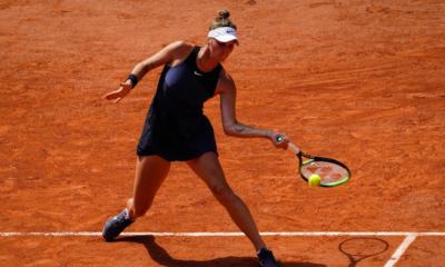 Roland-Garros : Vondrousova écarte tranquillement Hercog en deux manches