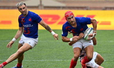 Rugby à 7 - TQO : L'équipe de France masculine n'ira pas à Tokyo