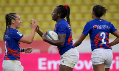 Rugby à 7 - TQO : Première journée parfaite pour les équipes de France