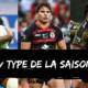 Top 14 - Composez votre XV type de la saison 2020-2021
