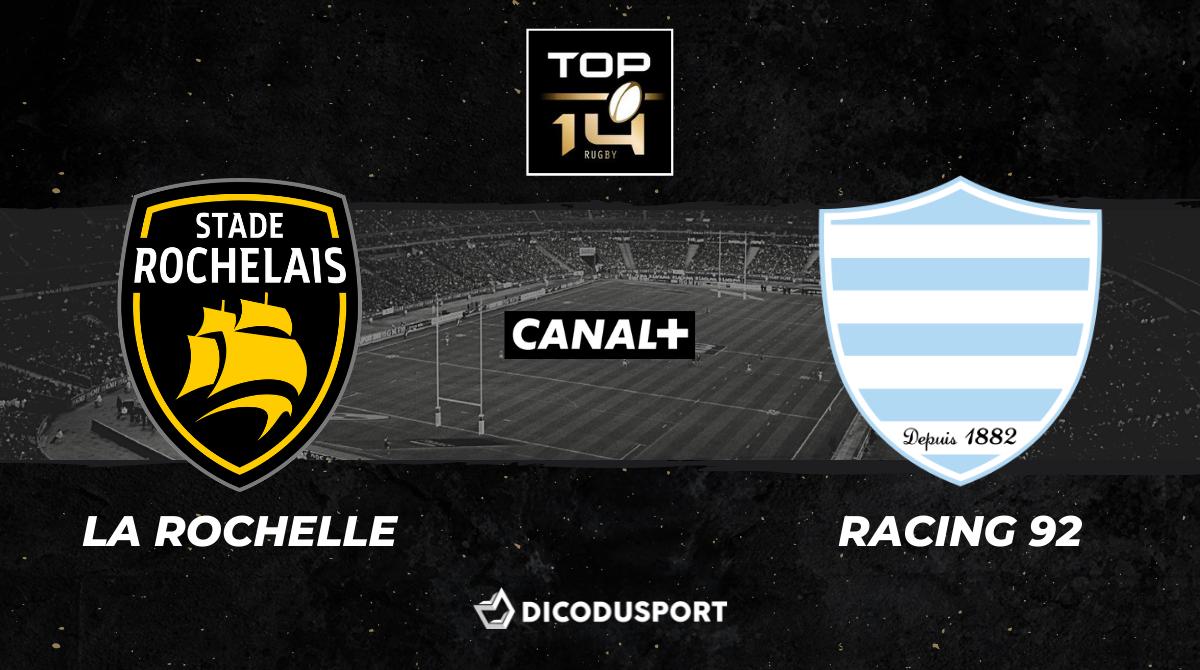 Top 14 - Demi-finales - Notre pronostic pour La Rochelle - Racing 92