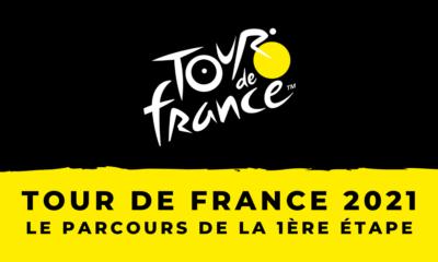 Tour de France 2021 - 1ère étape - Le parcours en détail