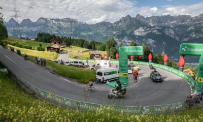 Tour de Suisse 2021 : le parcours en détail