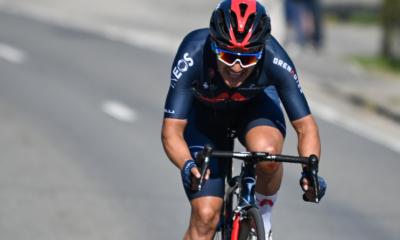 Tour de Suisse 2021 : Richard Carapaz fait coup double sur la 5ème étape