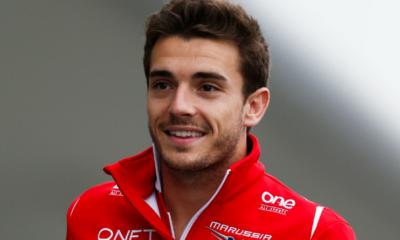 17 juillet 2015 : Décès du pilote français Jules Bianchi