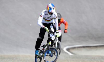 25 juillet 2015 Joris Daudet, champion du monde de BMX