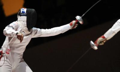 3 juillet 2007 : Laura Flessel complète son palmarès