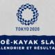Canoë-kayak slalom - Jeux Olympiques de Tokyo calendrier et résulta