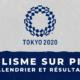 Cyclisme sur piste - Jeux Olympiques de Tokyo calendrier et résultats