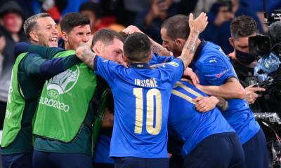 EURO 2020 : Dans un classique de haute volée, l'Italie gagne sa place en finale