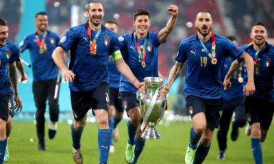 Euro 2020 : l'Italie sur le toit de l'Europe !