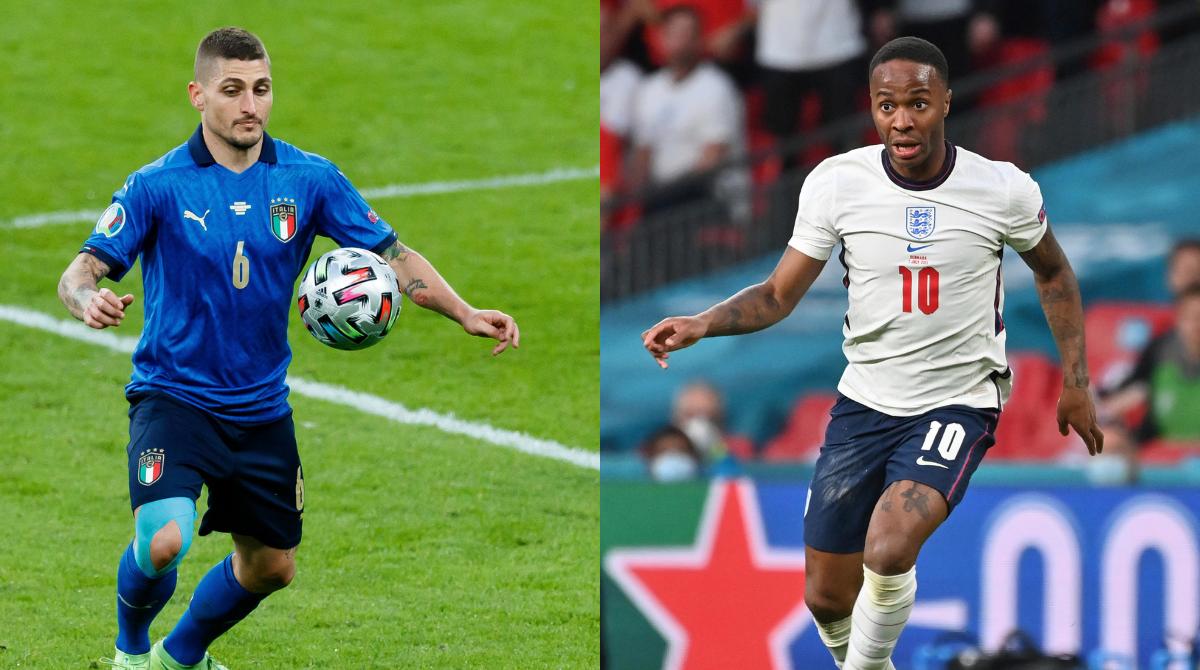 Euro 2020 : Les compositions probables pour la finale Italie - Angleterre
