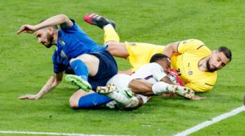 Euro 2020 : les notes de la finale Italie – Angleterre
