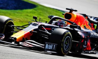 Grand Prix de Grande-Bretagne Max Verstappen enlève la course sprint en patron