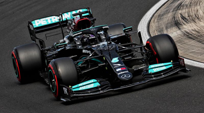 Grand Prix de Hongrie Lewis Hamilton en pole position sur le Hungaroring