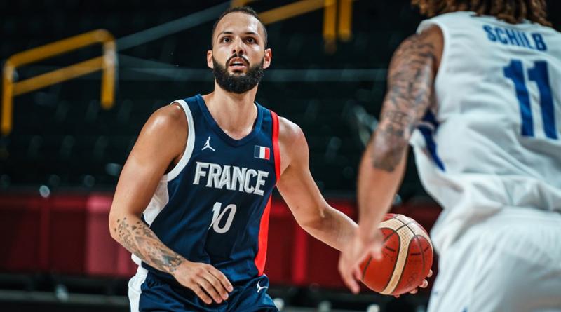 JO Tokyo 2020 – Basket-ball l'équipe de France fait le travail face aux Tchèques