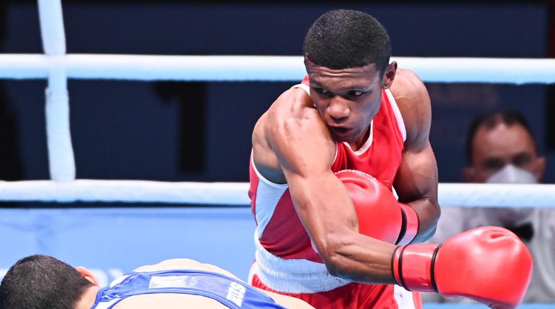 JO Tokyo 2020 - Boxe Samuel Kistohurry éliminé dès le premier tour