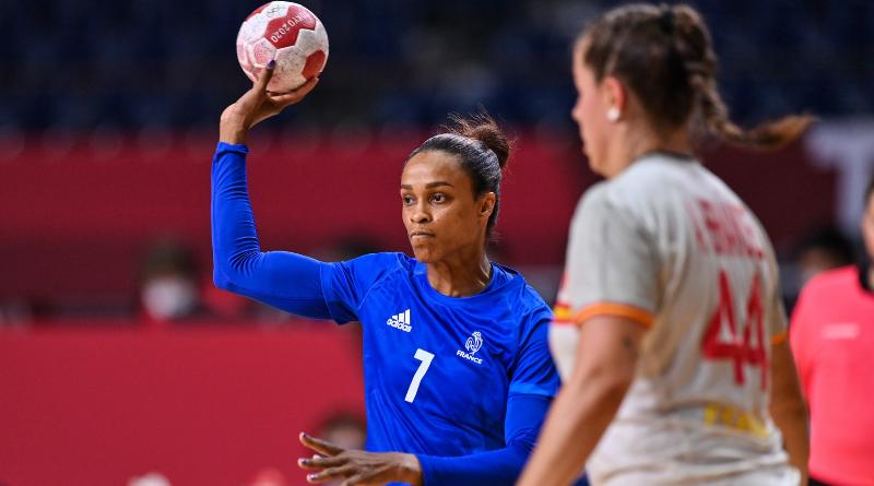 JO Tokyo 2020 - Handball : Les Bleues défaites par les Espagnoles