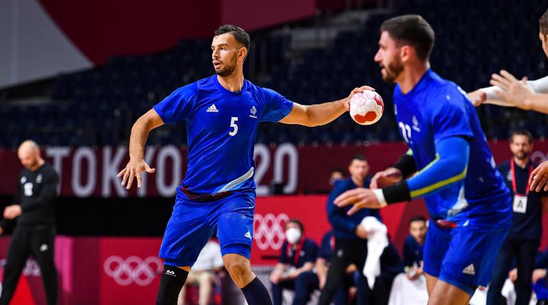JO Tokyo 2020 - Handball Les Bleus s'imposent face à des Allemands tenaces