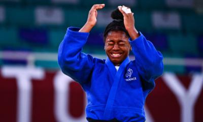 JO Tokyo 2020 - Judo Sarah-Léonie Cysique est vice-championne olympique