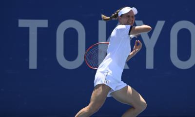 JO Tokyo 2020 - Tennis Fiona Ferro seule rescapée, Garcia et Cornet éliminées