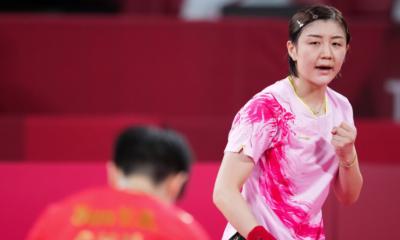JO Tokyo 2020 - Tennis de table Chen Meng sacrée championne olympique